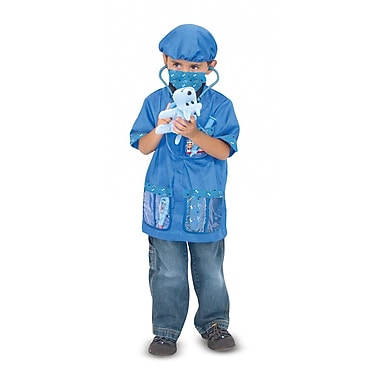 Melissa & Doug Veterinarian Role Play Costume Set