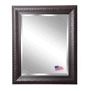 Rayne Mirrors Jovie Jane Beveled Wall Mirror; 26'' H x 22'' W x 1.5'' D