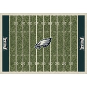 Milliken NFL Team Home Field Philadelphia Eagles Novelty Rug; 10'9'' x 13'2''