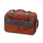 Bellino 21'' Boarding Upright Tote; Rust