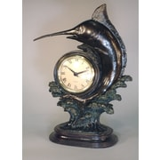Judith Edwards Designs Marlin Clock
