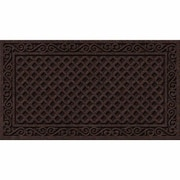 Apache Mills Textures Iron Lattice Doormat; 1'8''' x 3'