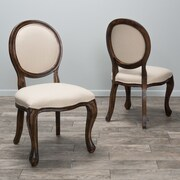 Home Loft Concept Monterey Side Chair (Set of 2)