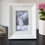 Heart to Heart Rectangular Wood Picture Frame