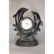 Judith Edwards Designs Dolphin Clock