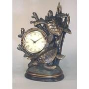 Judith Edwards Designs Sea turtle Clock