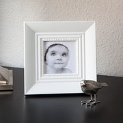 Heart to Heart Square Wood Table Picture Frame