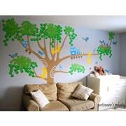 Pop Decors Big Nursery Tree Removable Vinyl Art Wall Decal