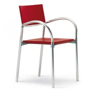 Segis U.S Breeze Stacking Chair; Black