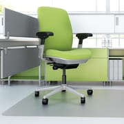 Deflect-o EnvironMat  Hard Floor Beveled Edge Chair Mat