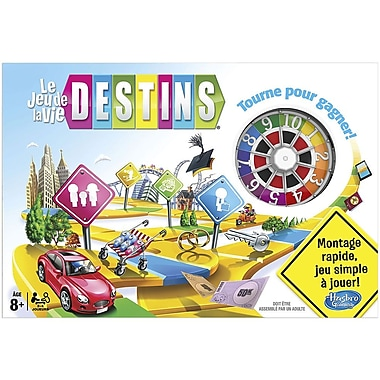 Hasbro Destin, French