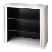 Paperflow EasyOffice 2 Door Credenza; White