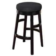 Armen Living Halo 30'' Swivel Bar Stool