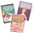 Gartner Greetings Boutique Greeting Cards, 3 pack - Birthday For Her, Fabulous Fun