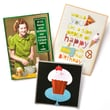 Gartner Greetings Premium Greeting Cards, 3 pack - Birthday, Good Laugh