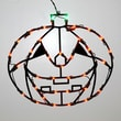 Vickerman 35Lt Fall Decor 35Lt LED Pumpkin Window D cor