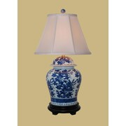 East Enterprises Inc 29'' H Table Lamp with Empire Shade