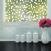 Odhams Press Honeycomb Privacy Window Film; 48'' x 84''