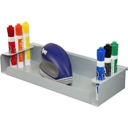 Rollin' Products Accessory Marker Tray for Slatrail Mobile Dry Erase Whiteboards and Glass Boards