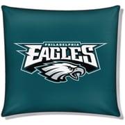 Northwest Co. NFL Philadelphia Eagles Cotton Throw Pillow