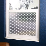Odhams Press Diamonds Privacy Window Film; 36'' x 48''