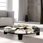 TAF DECOR Art Base 2 Coffee Table; 44'' (Diameter)