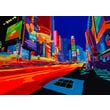 TAF DECOR Vibrant City 2 Graphic Art Plaque