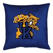 Sports Coverage NCAA Kentucky Throw Pillow