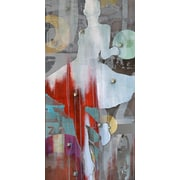 TAF DECOR In Vogue 1 Graphic Art on Wrapped Canvas