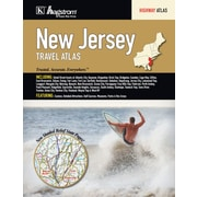 Universal Map New Jersey Travel Atlas