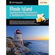 Universal Map Rhode Island/Southeastern Massachusetts/Southeastern Connecticut Atlas