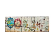 Woodland Imports Simply Too Cute Painting Print on Wrapped Canvas