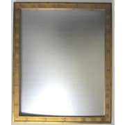 Alpine Art and Mirror Classic Beveled Glass Framed Mirror; 40'' H x 28'' W x 0.85'' D