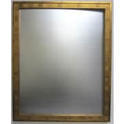 Alpine Art and Mirror Classic Beveled Glass Framed Mirror; 33'' H x 27'' W x 0.85'' D