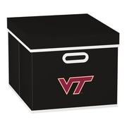 My Owners Box College Stackits Fabric Storage Cube; Virginia Tech