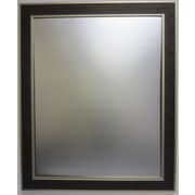 Alpine Art and Mirror Ospray Beveled Glass Mirror; 36'' H x 30'' W x 1'' D