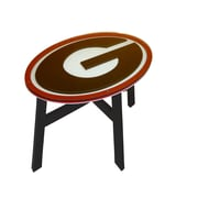 Fan Creations NCAA End Table; University of Georgia
