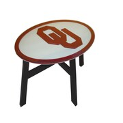 Fan Creations NCAA End Table; University of Oklahoma