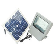 Goes Green Network Super Bright Solar Floodlight
