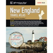 Universal Map New England Travel Atlas