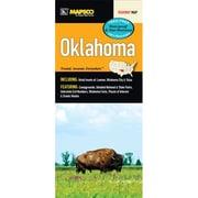 Universal Map Oklahoma Waterproof Map