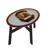 Fan Creations NCAA End Table; University of South Carolina