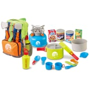 Berry Toys Little Explorer 13-Piece Camping Cooker Play Set