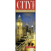 Universal Map Philadelphia City Streets Laminated Map