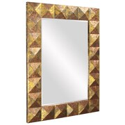 Howard Elliott Dali Rustic Mirror
