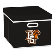My Owners Box College Stackits Fabric Storage Cube; Bowling Green State