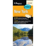 Universal Map New York State Waterproof Map