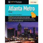 Universal Map Atlanta Metro Atlas