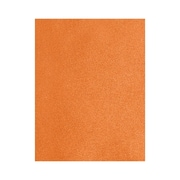 LUX 8 1/2 x 11 Cardstock 50/Box, Flame Metallic (81211-C-38-50)
