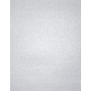 Lux Papers 8.5 x 11 inch Silver Metallic 50/Pack